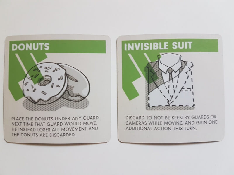burgle bros tools outils donuts tenue invisible