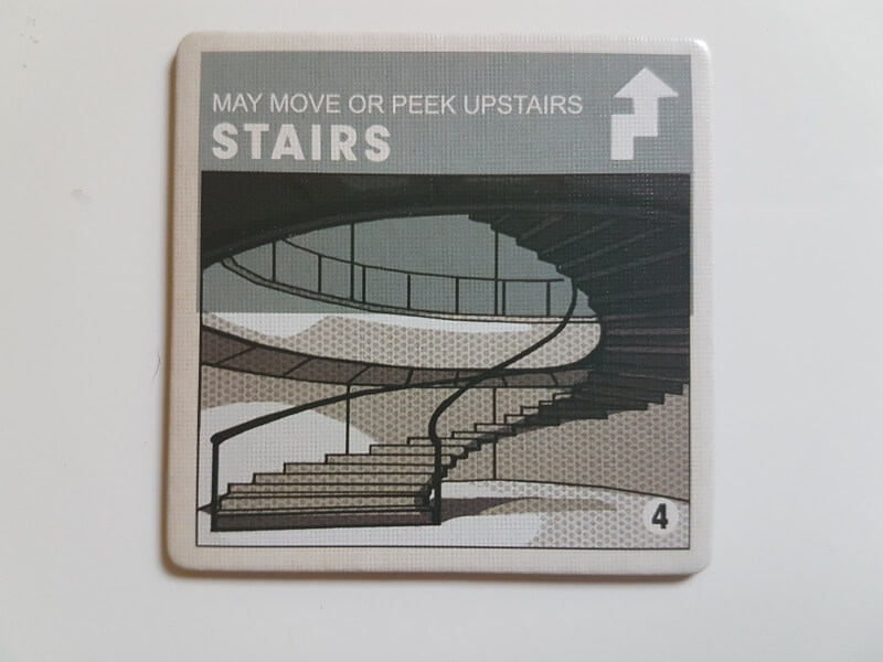 burgle bros tuile stairs escaliers