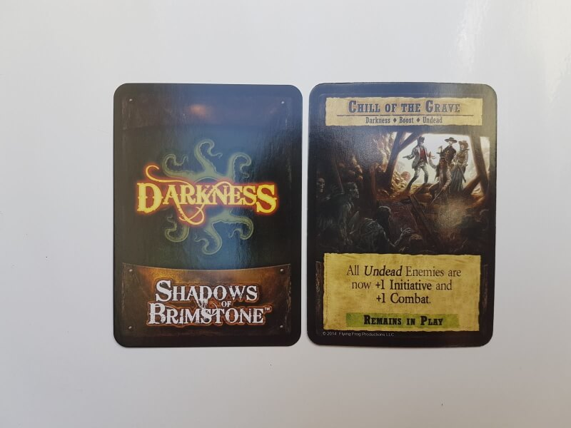 shadows of brimstone   carte darkness