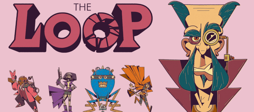 The Loop boite de jeu article